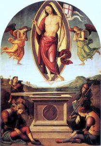 サン・フランチェスコ・アル・プラートの復活