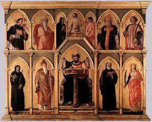 聖ルカの祭壇画