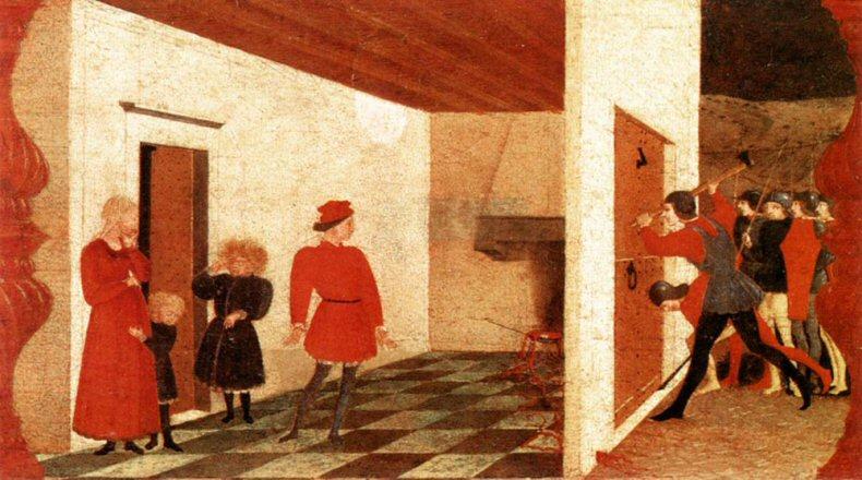 コルプス・ドミニのプレデッラ