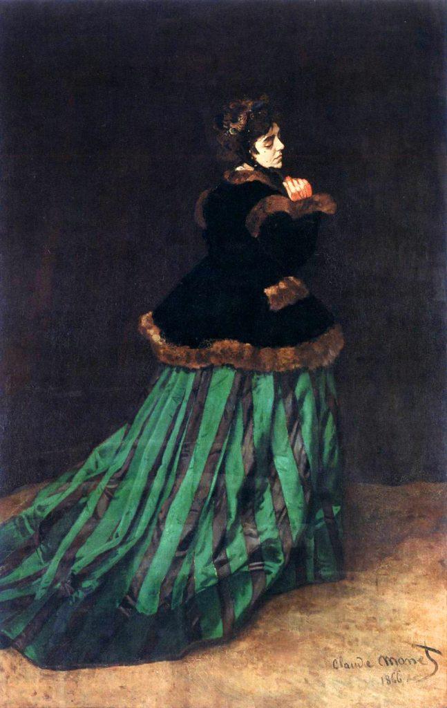 カミーユ(緑衣の女)