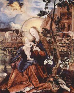 シュトゥパハの聖母子