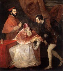 パウロ3世とその孫たち