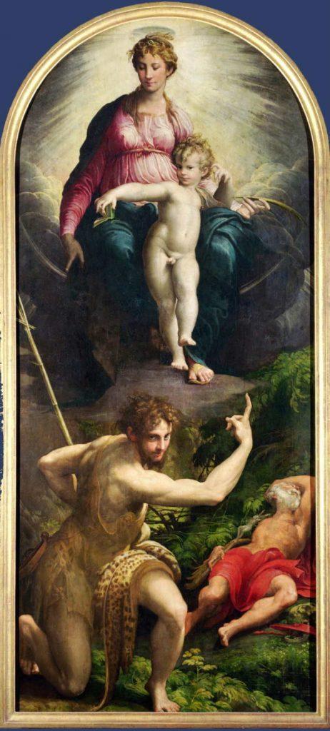 聖ヒエロニムスの幻視