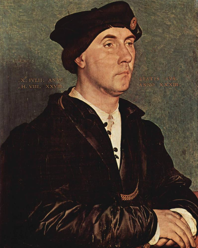 リチャード・サウスウェル卿の肖像