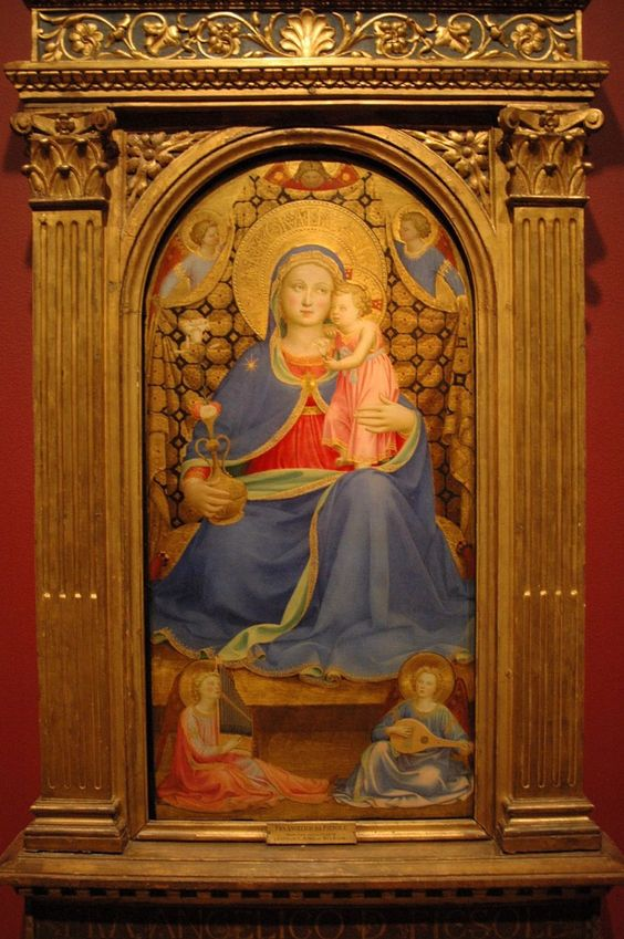 謙譲の聖母