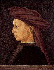 とある若者の肖像画