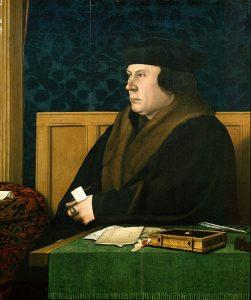 トマス・クロムウェルの肖像