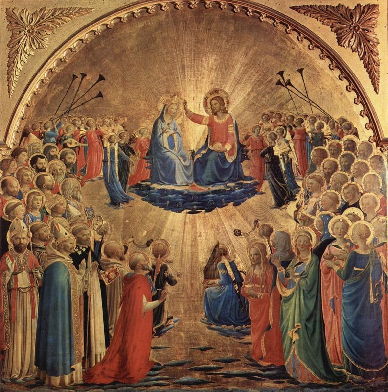 聖母戴冠(1434年)