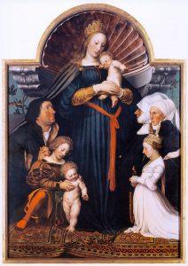 ヤコプ・マイアーの聖母