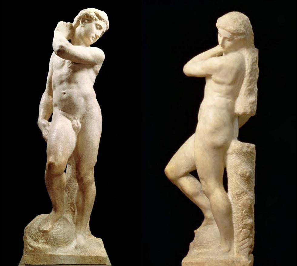 アポロン像
