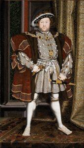 ヘンリー8世の肖像