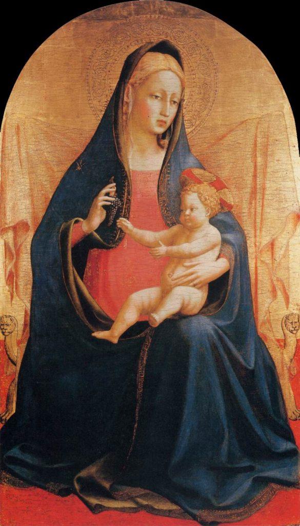 聖母子(1426年)