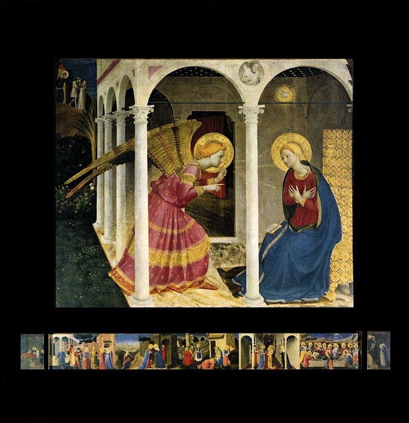 受胎告知(1433年)