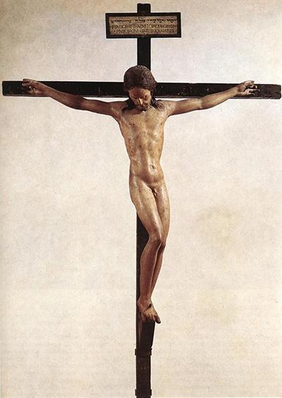 キリスト受難の像
