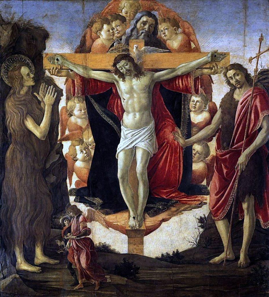 コンヴェルティーテの祭壇画