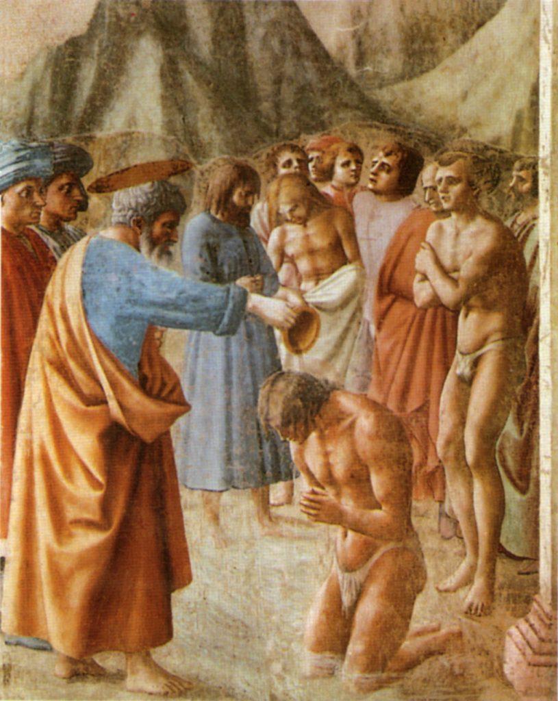 新信者の洗礼
