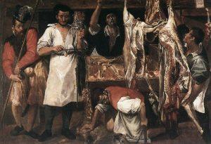 carracci-butchers_shop