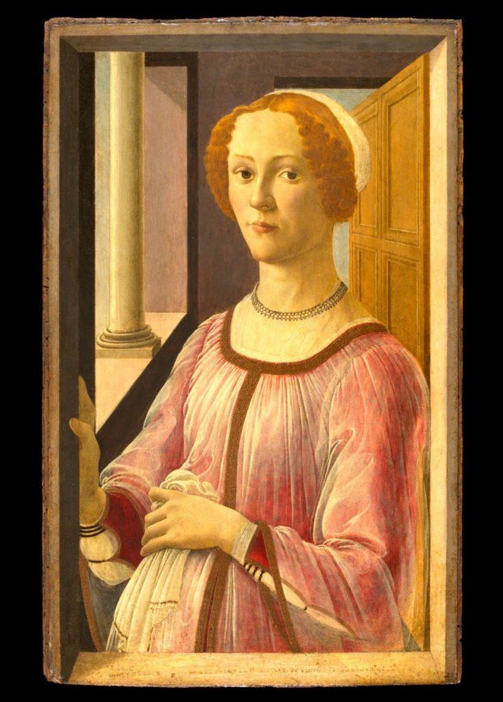 スメラルダ・ブランディーニの肖像