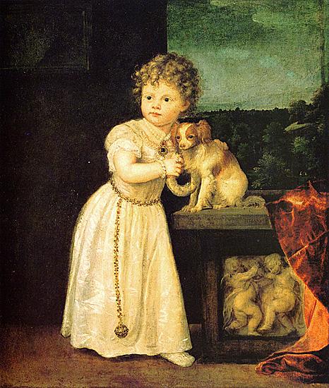 クラリッサ・ストロッツィの肖像