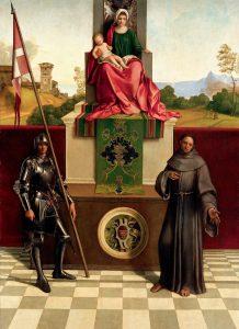 カステルフランコ祭壇画