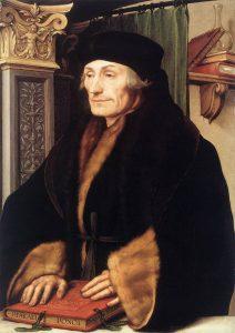 エラスムスの肖像
