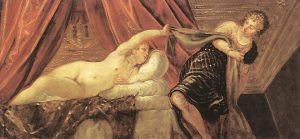 jacopo_tintoretto_-_joseph_and_potiphars_wife_-_wga22655
