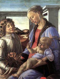 聖体拝領の聖母