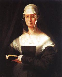 マリア・サルヴィアティの肖像(5)