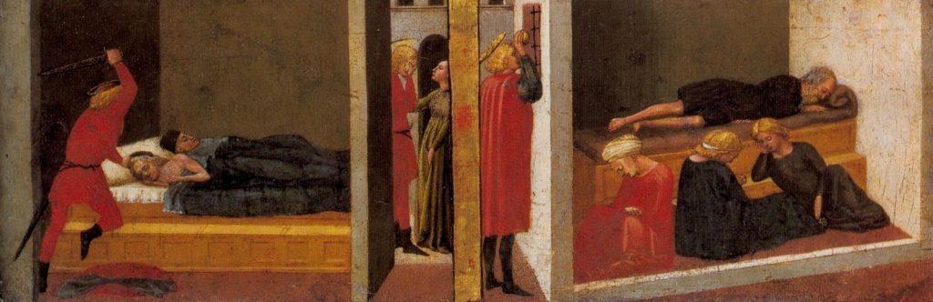 聖ニコラスと聖ジュリアン