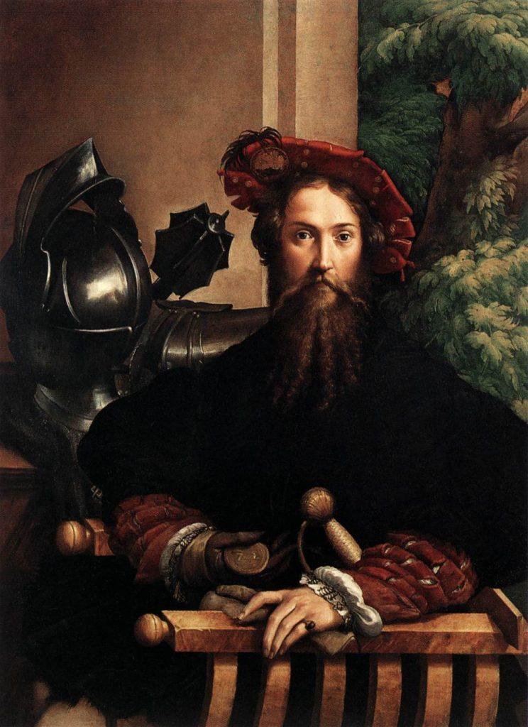 ガレッツォ・サンヴィターレの肖像