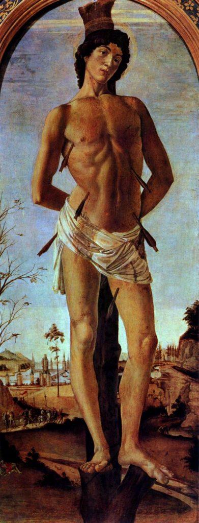 聖セバスティアヌス