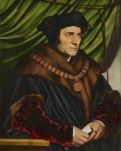 トマス・モアの肖像