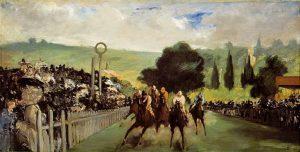 ロンシャンの競馬