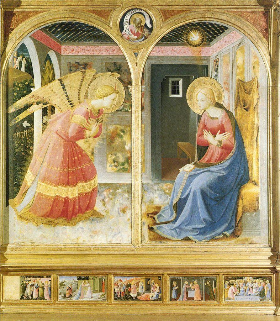 受胎告知(1430年)