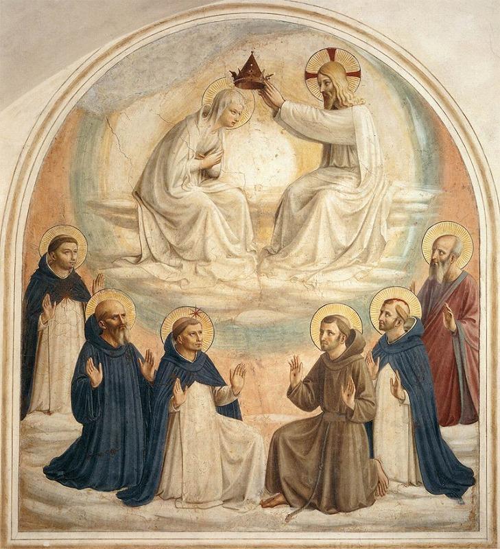 聖母戴冠(1440年)