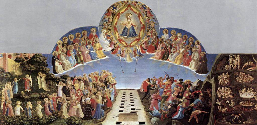 最後の審判(1432年)