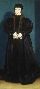 デンマークのクリスティーヌの肖像