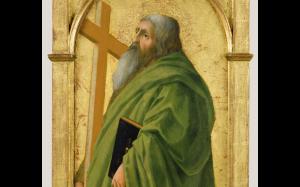 聖アンデレの肖像画