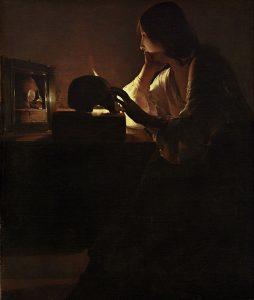 鏡のマグダラのマリア