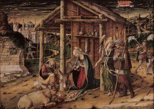 羊飼いの礼拝(キリストの降誕)