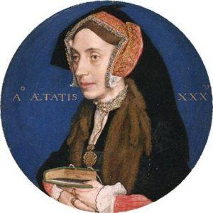 マーガレット・ローパーのミニチュア肖像画