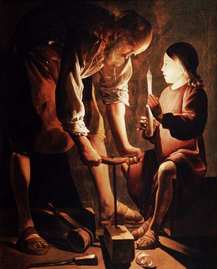 大工の聖ヨセフ