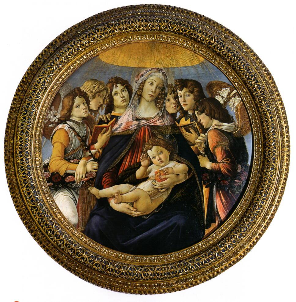 ザクロの聖母