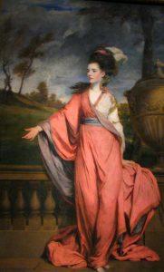 第3代ハリントン伯爵夫人ジェーン・フレイミング
