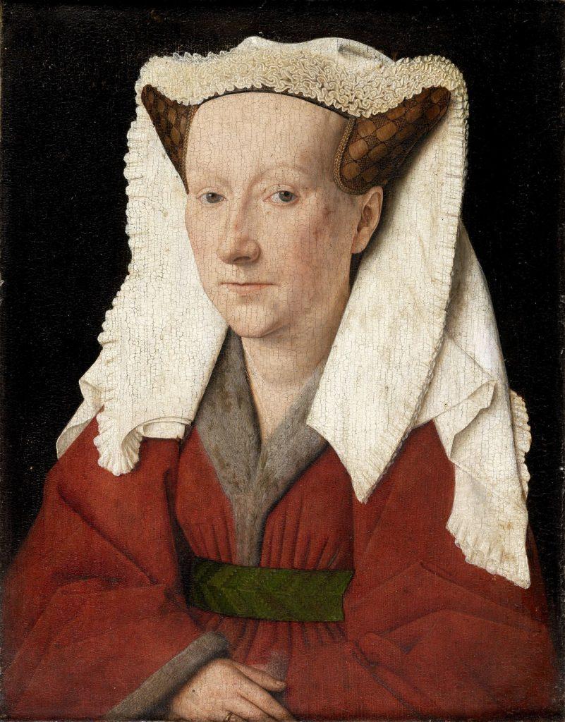 マーガレット・ファン・エイクの肖像