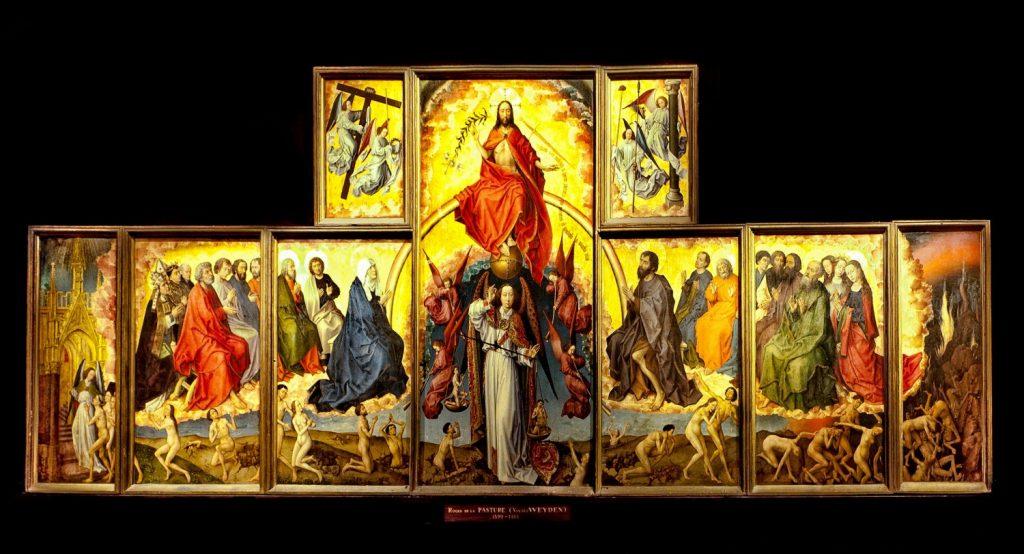 ボーヌの祭壇画
