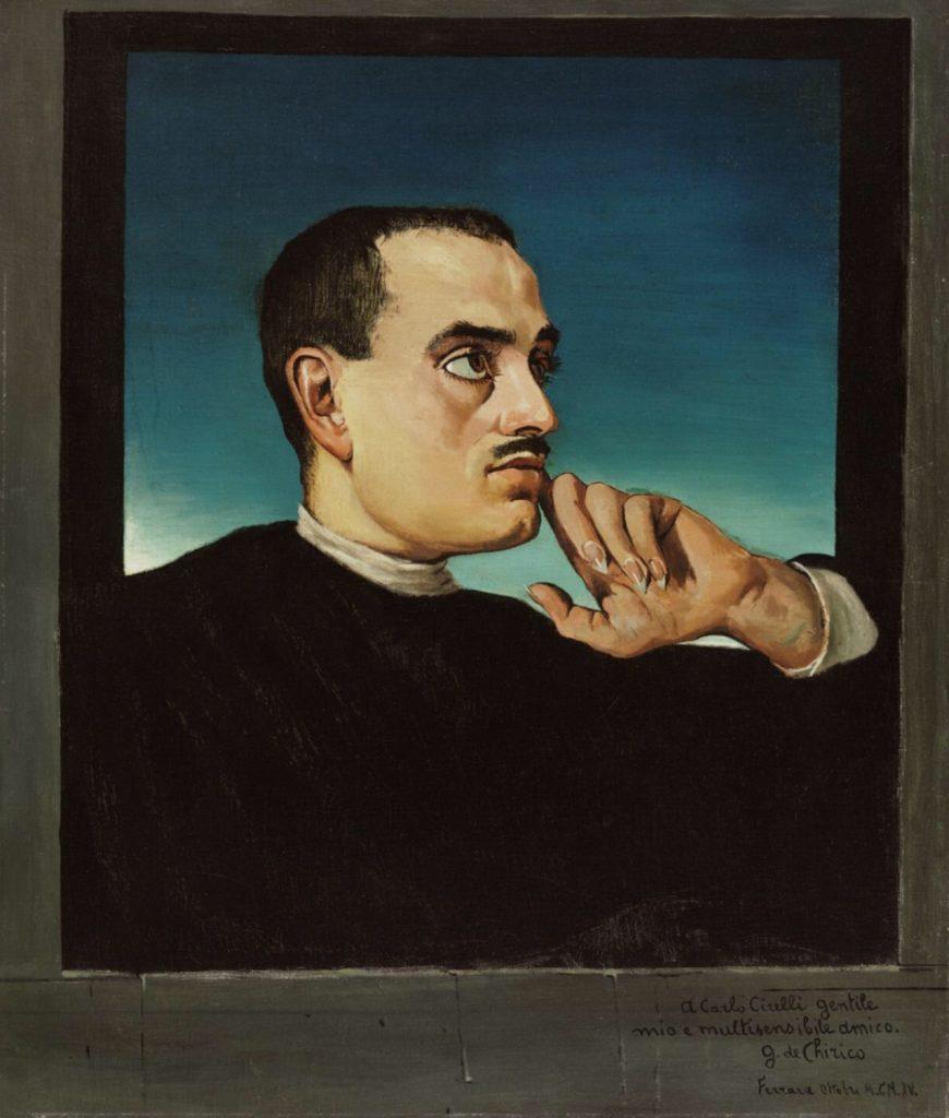 カルロ・チレッリの肖像