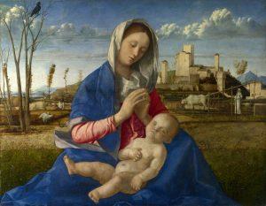 牧場の聖母