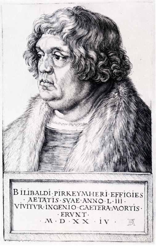 ヴィリバルト・ピルクハイマー