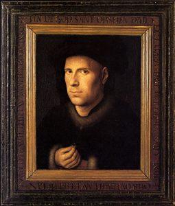 ヤン・ド・レーウの肖像